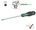 Hexagon screwdriver with ball end SW 3,0 mm (M4)